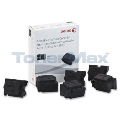 XEROX COLORQUBE 8900 INK BLACK